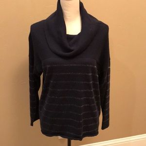 Coldwater Creek Cowl Neck Sweater